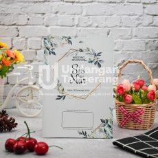 Undangan Pernikahan Tangerang C06 - Walimahanid | 081211418687