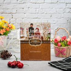 Undangan Pernikahan Tangerang A03 - Walimahanid | 081211418687
