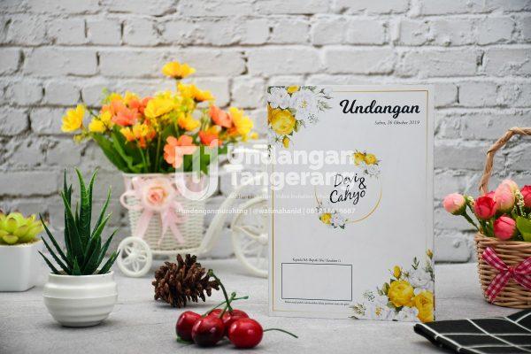 Undangan Pernikahan Tangerang A07 - Walimahanid   081211418687