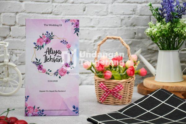 Undangan Pernikahan Tangerang C08 - Walimahanid   081211418687